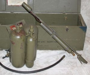 M1a1 Flamethrower