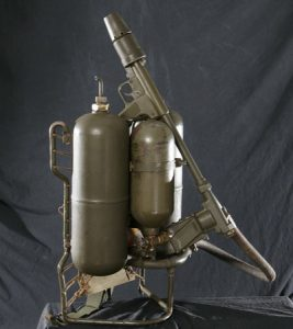 US M2-2 Flamethrower